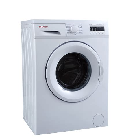 Mesin Cuci Sharp Wash sharp mesin cuci front loading 6 kg es fl862 free