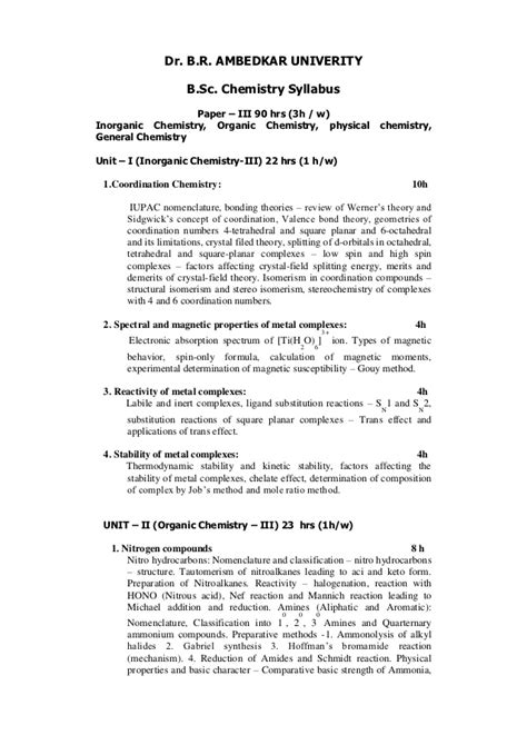 Chemistry Essays by Chemistry Paper Term Topic
