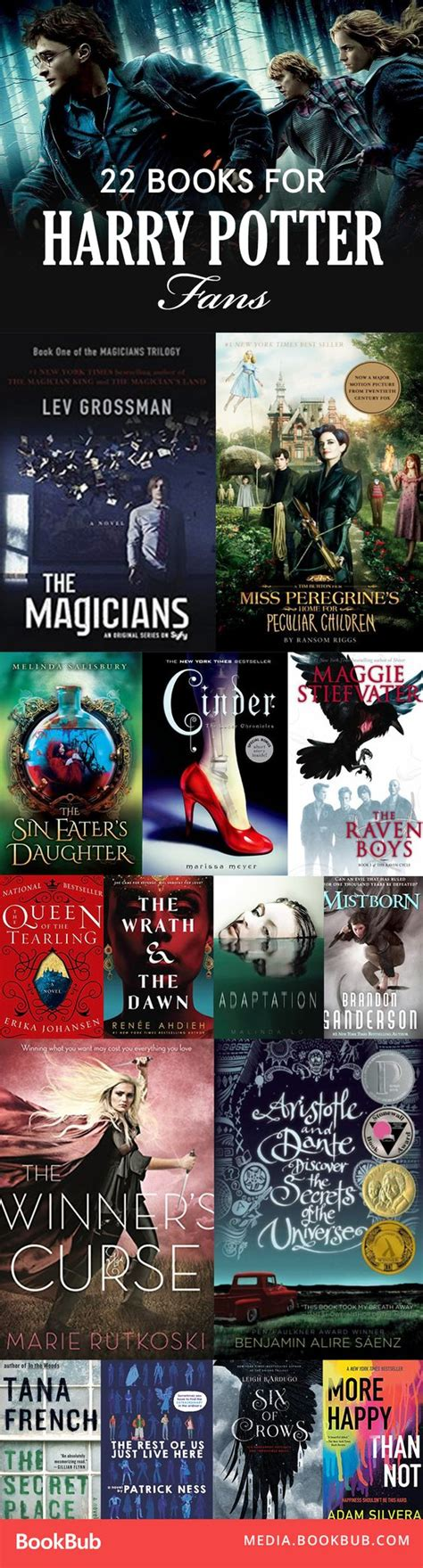 books for harry potter fans 22 books harry potter fans are reading today