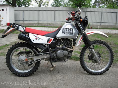 Suzuki Djebel 200 Suzuki Suzuki Djebel 200 Moto Zombdrive