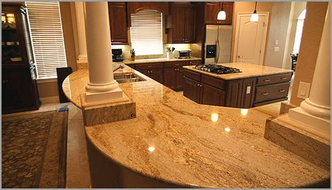 Kitchens With Granite Countertops Granite Countertops And Poor Indoor Air Quality