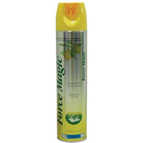 Magic Fresh Lemon 600ml insect killer macam produk