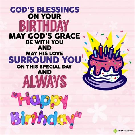 50 days of grace may your be happy and your mind be free books god s blessings on your birthday may