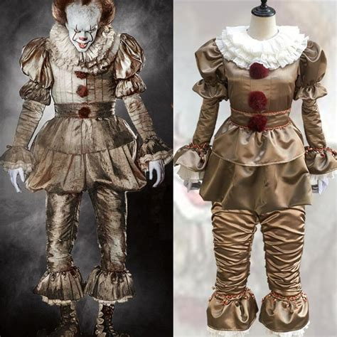 hot  stephen kings  pennywise cosplay costume