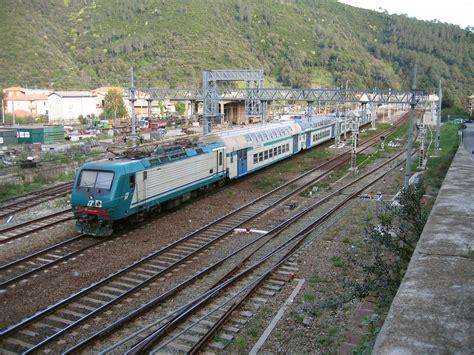 treni rfi al via i lavori tra la spezia e deiva marina