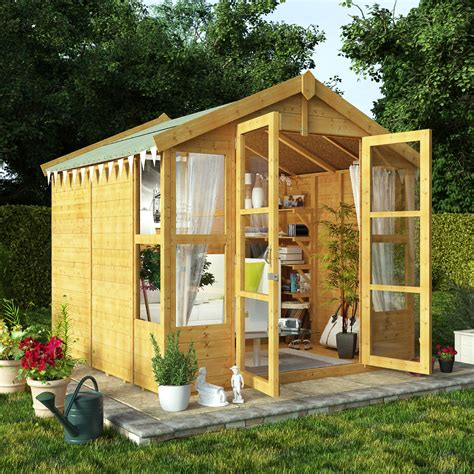 Summer House Sheds Uk by Billyoh 7x7 Tete A Tete Summerhouse 4000 Range Www Shedsdirect Co Uk