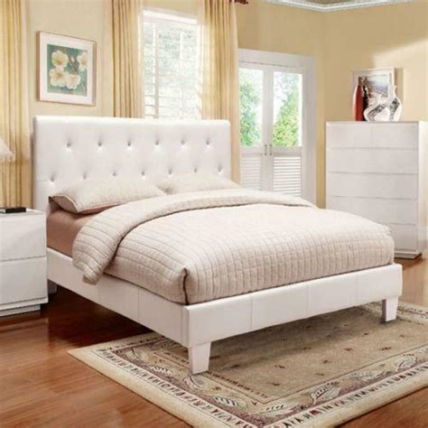 white king platform bed ebay