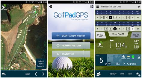 golf apps for android top 5 apps for golfers mobile
