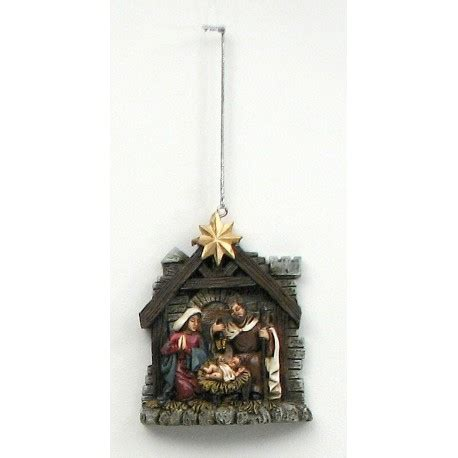 nativity ornament db decorate