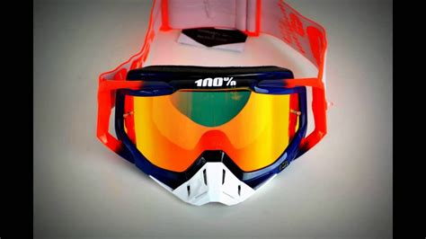 100 motocross goggles 100 racecraft motocross goggles crush