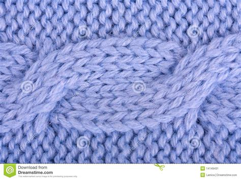 pattern up close up of a blue woolen pattern stock image image