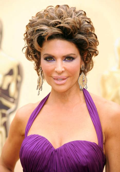 lisa rinna hairstyles 2009 25 years of questionable hair at the oscars the cut