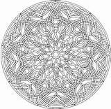 Coloriage Mandala Difficile à imprimer (60 dessins)
