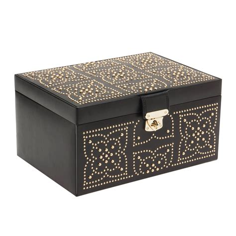 Box Panel Standar Uk 50 X 70 X 30cm buy wolf marrakesh medium jewellery box amara