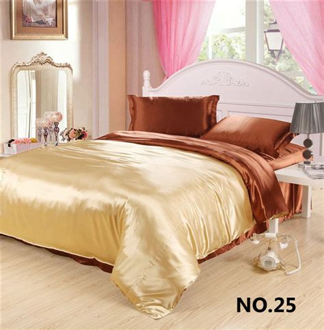 gold colored comforters stylish home design ideas red gold silk bedding sets