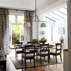 Dining Room Pendant Zoning Within A Larger Area Classic Dining Rooms 10 Of