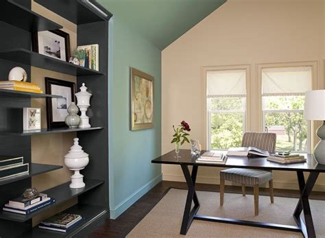 office paint interior paint ideas and inspiration sherwin william office color schemes and painted accent