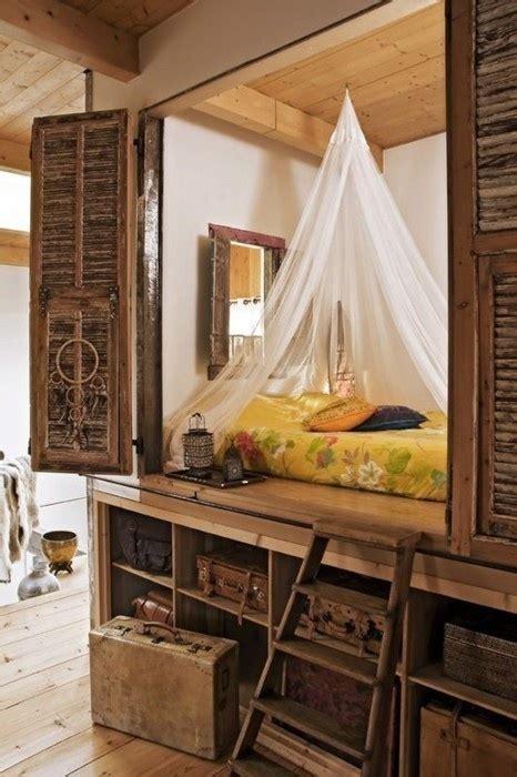 hidden bed ideas