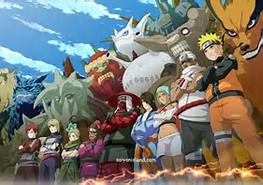 Naruto 3 Tailed Beast