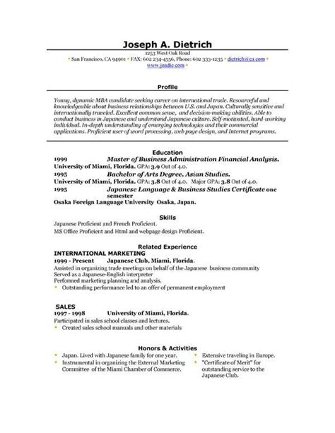 Resume Maker With No Experience Student Resume Builder 2017 Resume Builder