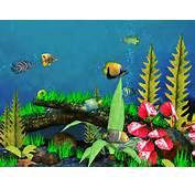 Fish Aquarium 3D Screensaver  Download
