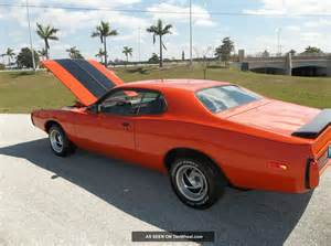1973 dodge charger with rebuilt 440 torqueflite 3 speed