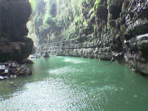 tempat wisata di indonesia green canyon west java visit indonesia