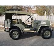 Jeep CJ 3B  Information And Photos MOMENTcar