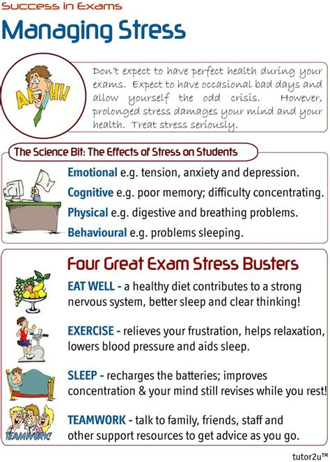 printable stress quiz for college students exam stress quotes quotesgram