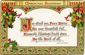 Vintage christmas postcard christian christmas image religious