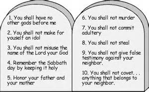 Go back gt gallery for gt the ten commandments for kids