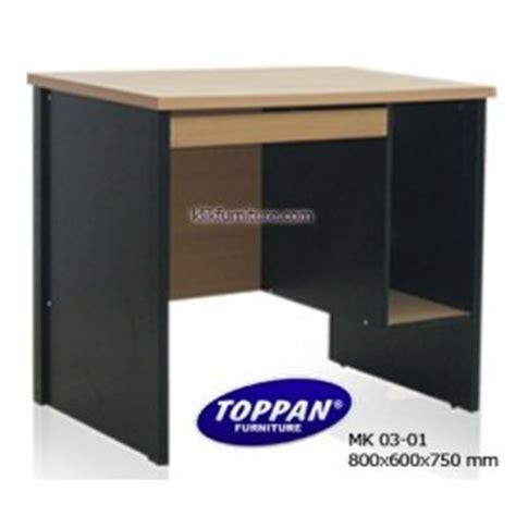 Meja Komputer Panel klikfurniture kategori meja tulis 1 2 biro dan 1