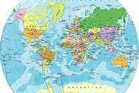 Mapa Mundi Mercator
