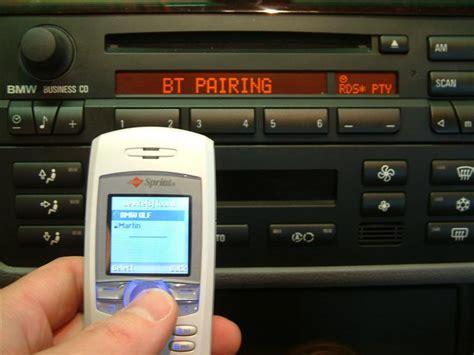 bmw e38 bluetooth bmw bluetooth e46 installation bimmernav