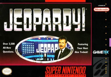 jeopardy review snes hub jeopardy snes nintendo
