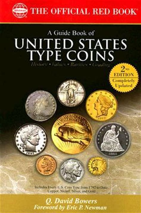 guide book of gold eagle coins bowers books a guide book of united states type coins q david bowers