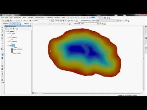 arcgis arcscene tutorial arcgis 10 creating elaegypt