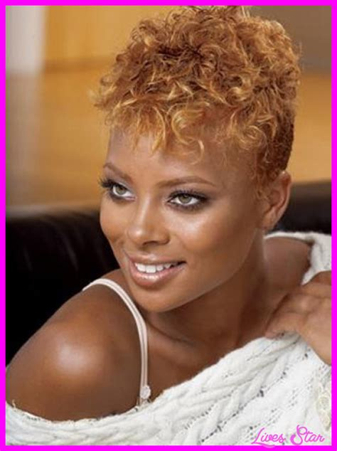 normal short hairstyles for women short natural haircuts for black women livesstar com