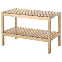 ilea bench molger bench birch ikea