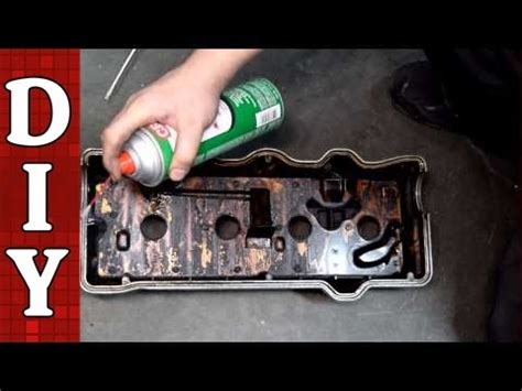 how to remove and replace valves on a cylinder head on any valve cover replacement hyundai elantra 2000 2 0l 4 cylinder install remove replace funnycat tv