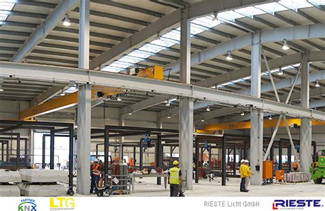 le hqi industrie montagehalle hqi rieste licht