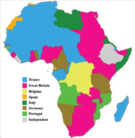 africa map imperialism ms hanson s wiki whisl assignments imperialism unit
