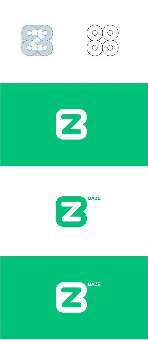design a logo application case study baze ios application icon baze logo design