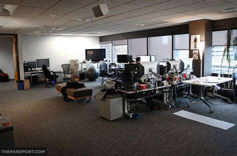 Valve Office by Valve Corporation Headquarters