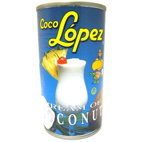 Buy Cream of Coconut   Coco Lopez   Shop Online in the UK and London