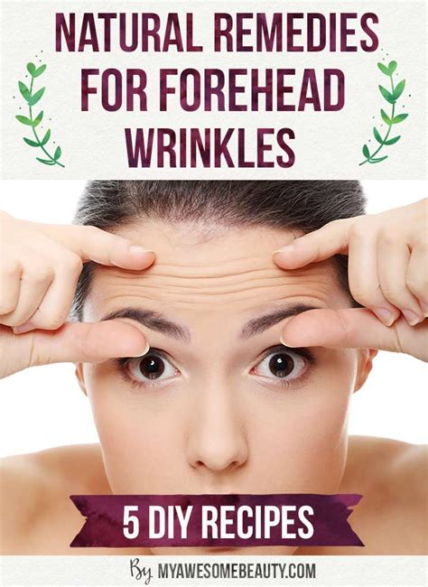 makeup tricks to hide fine lines in forhead how to get rid of forehead wrinkles fast 16 methods