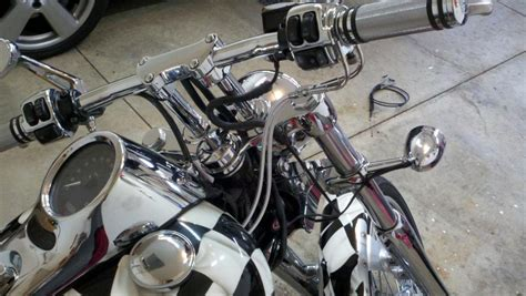 Harley Davidson Throttle Cables by Throttle Cable Routing Harley Davidson Forums