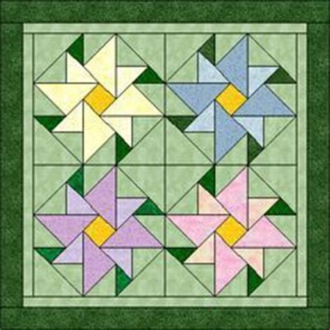 Flower Quilt Block Patterns by 1000 Ideas About Flower Quilts On Quilts Quilt Blocks And Paper Piecing