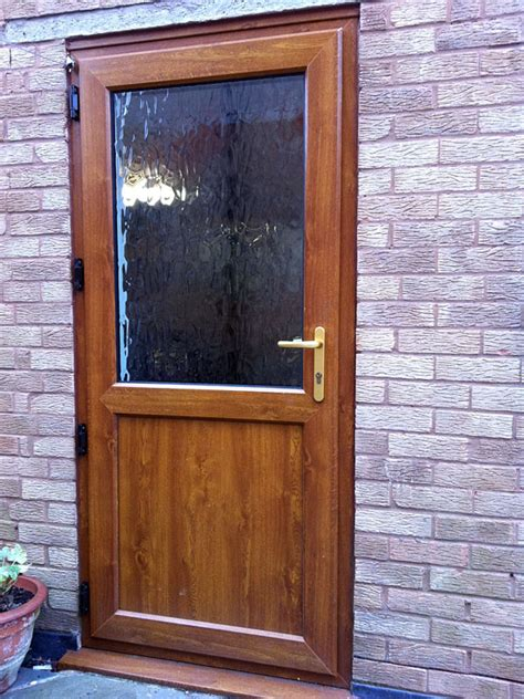 Front And Back Door Upvc Back Doors Replacement Back Doors From Altus Windows In Hinckley Leicestershire