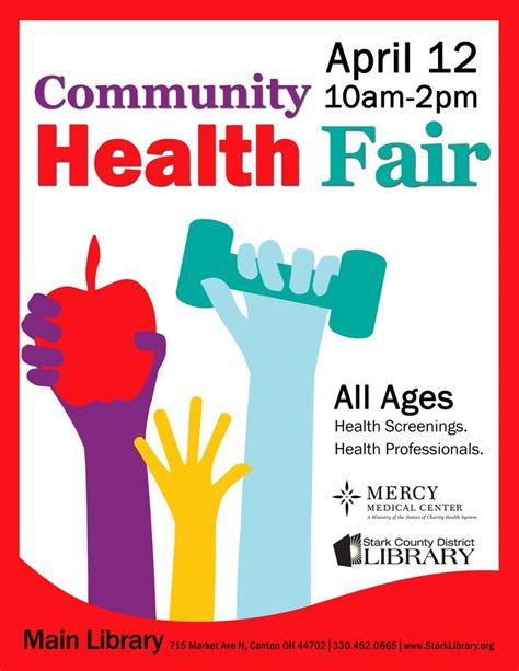 fair flyer template free health fair flyer career health risk communication